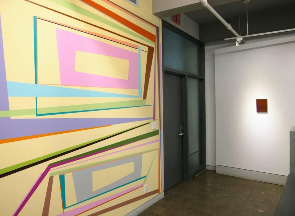 Internal Dialogues, installation view, 2014
