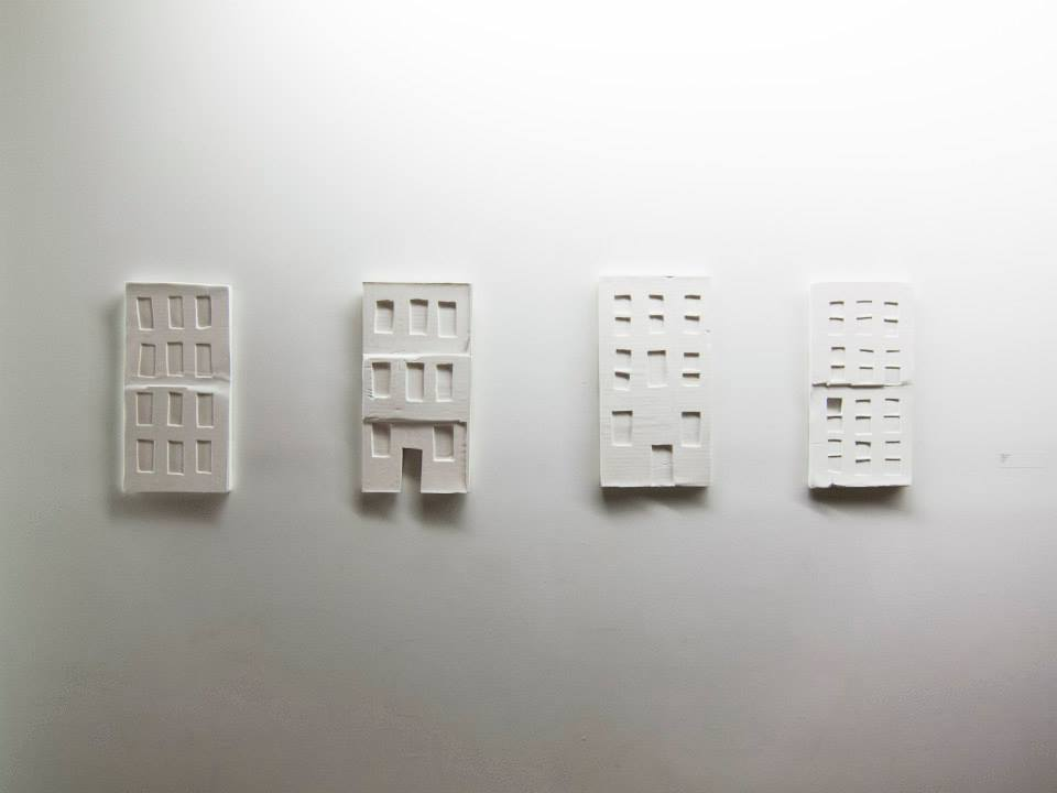Heejung Cho , 2013 Building Plaster