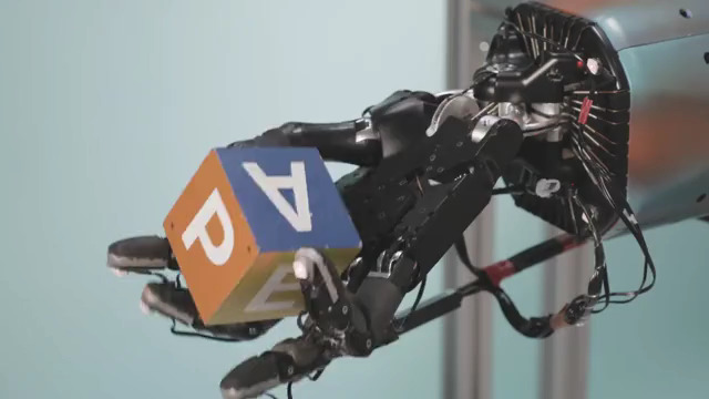 - How Robot Hands are Evolving to Do What Ours Can. Robotic hands could only do what vast teams of engineers programmed them to do. Now they can learn more complex tasks on their own.
