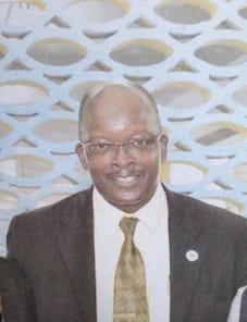 Howard Salmon, Principal,   Mandeville Primary School  , Jamaica