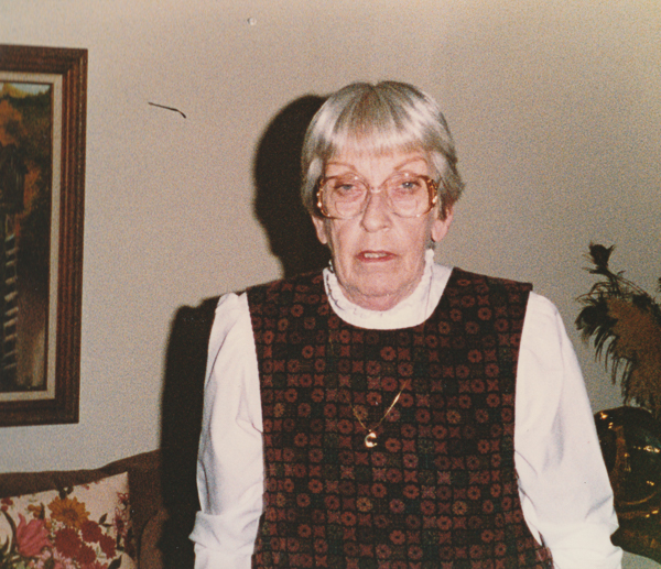 Sherry's mother, Elaine