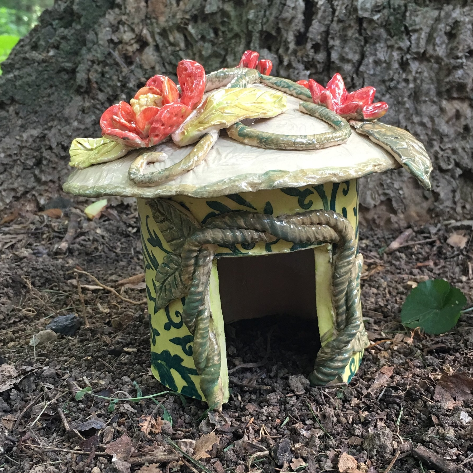 Student Toad House sample