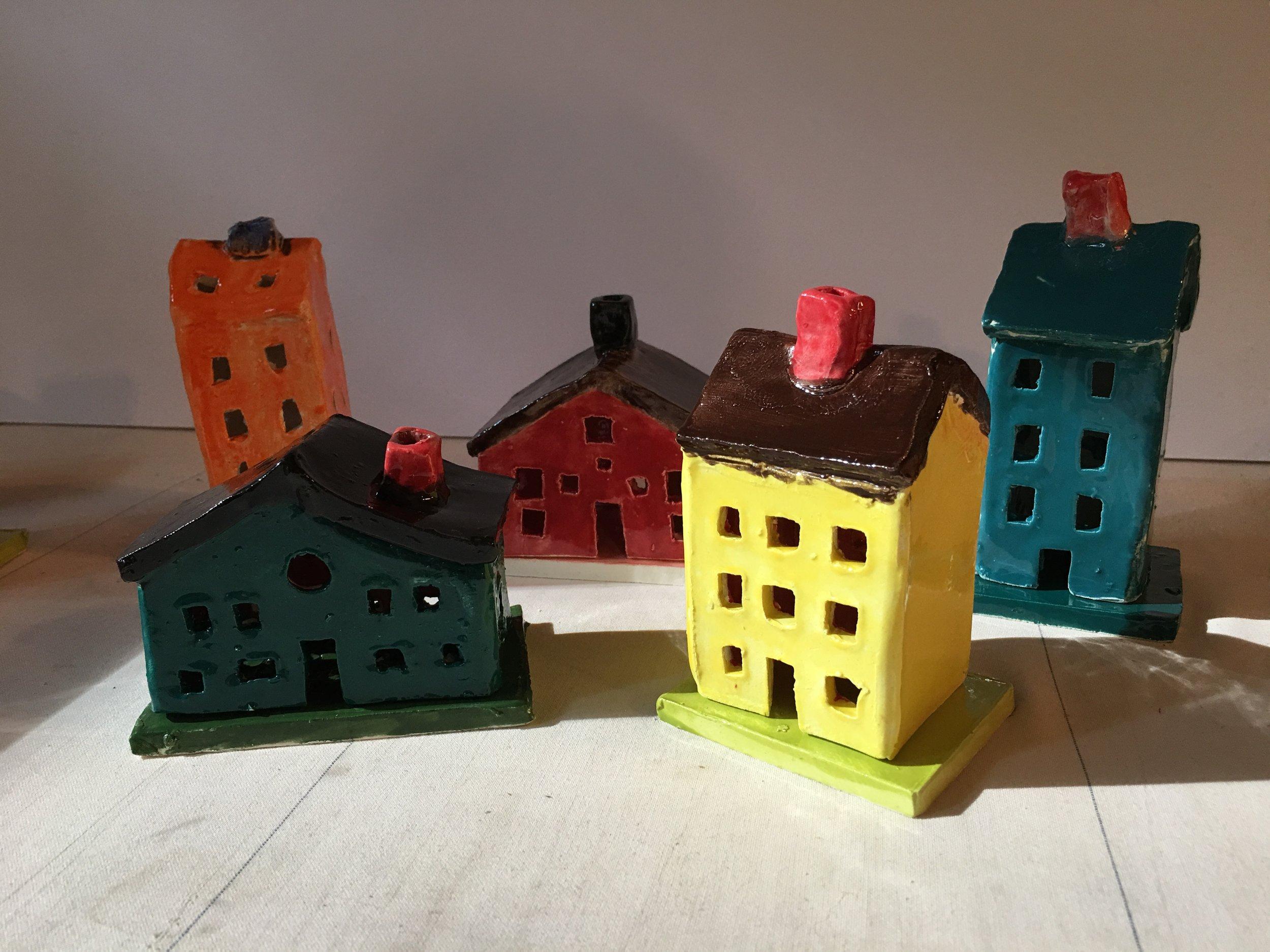 Little Houses Samples