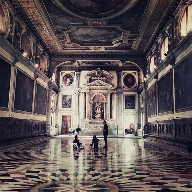 Le tournage à Venise ! #stealingalice #fannymallette #marcseguin #venise