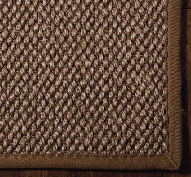 Calvin Klein Kerala – Chocolate Rugs CKS03 . Made from the agave plant, eco-friendly sisal fibres. Also from Modern Rugs.