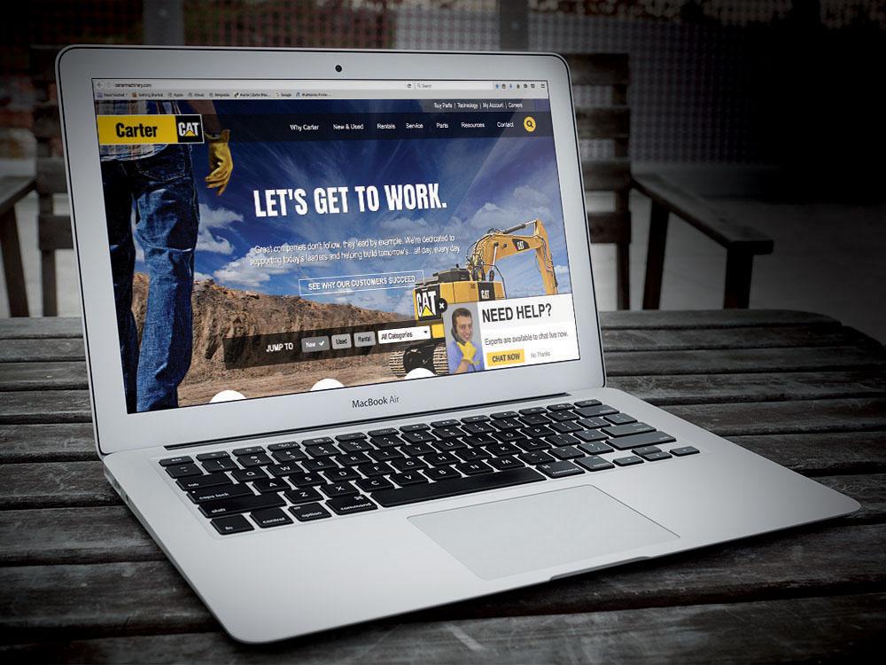 Carter Website