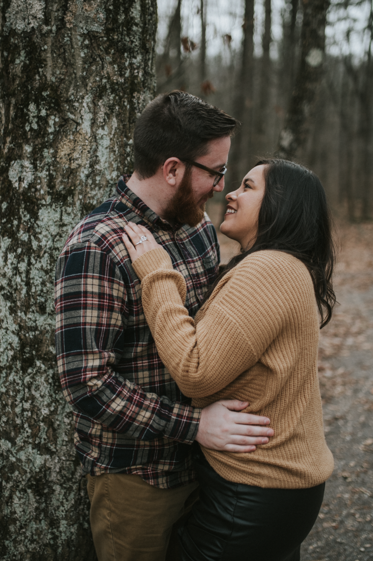 matt-natalia-winter-woods-engagement-session-pennsylvania-wedding-photographer-5