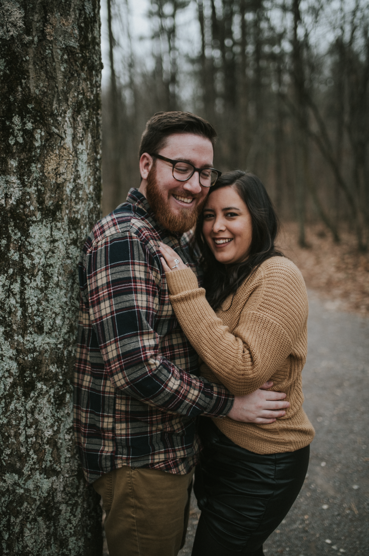 matt-natalia-winter-woods-engagement-session-pennsylvania-wedding-photographer-7