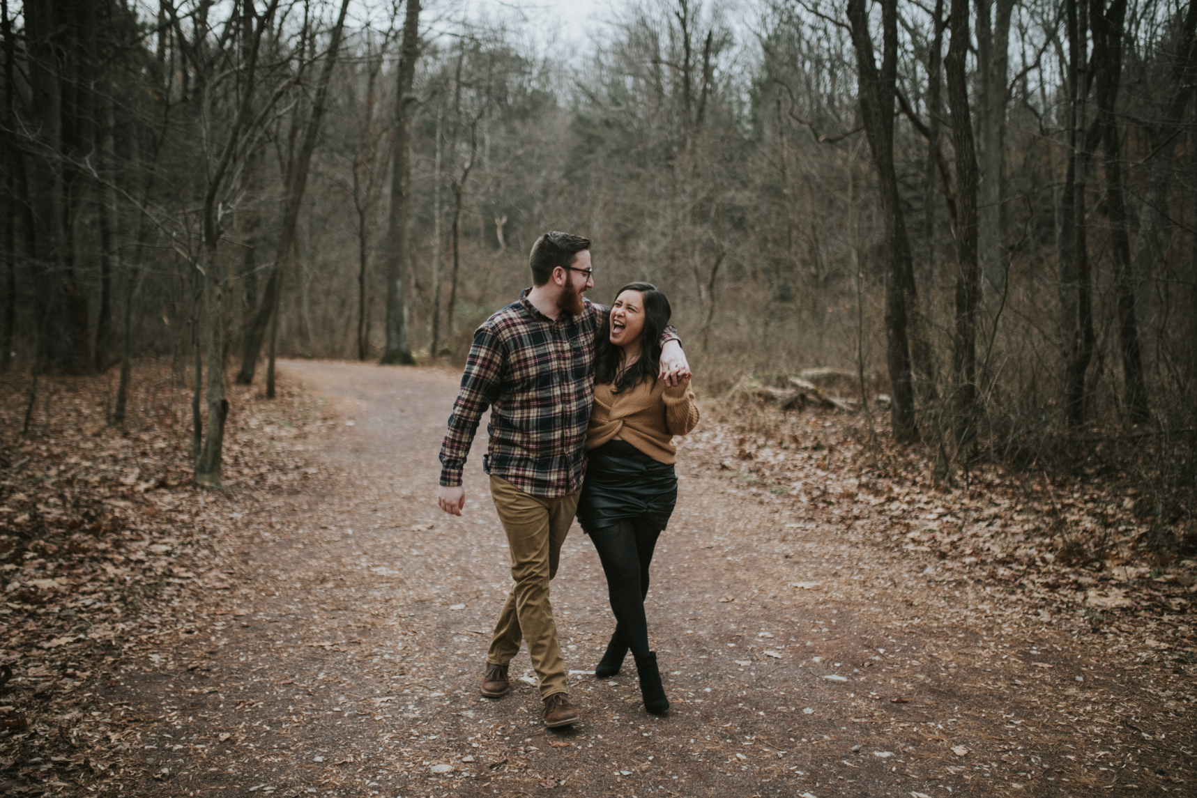 matt-natalia-winter-woods-engagement-session-pennsylvania-wedding-photographer-11