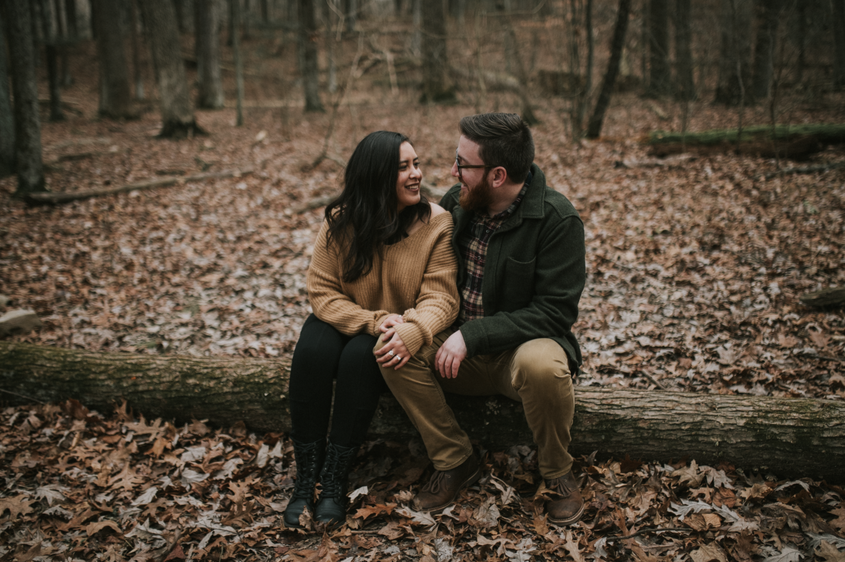matt-natalia-winter-woods-engagement-session-pennsylvania-wedding-photographer-20