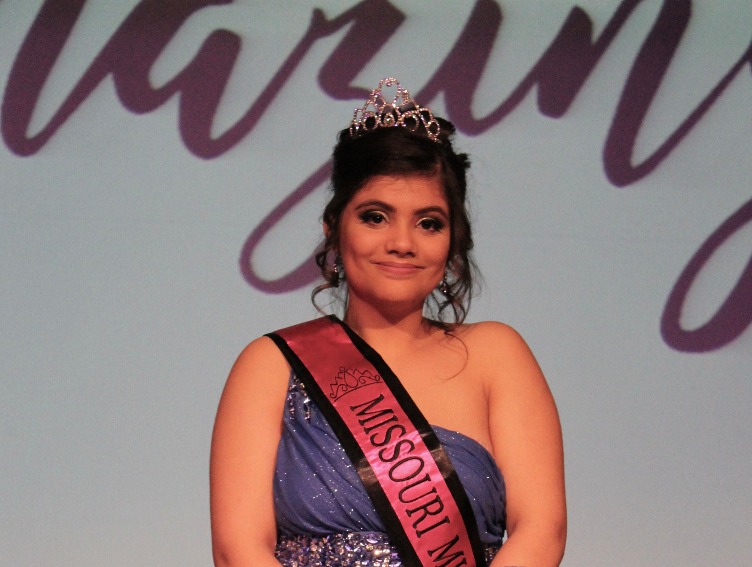 Missouri Miss Amazing Teen  |  Hannah Mayher   Click to read more about Hannah!