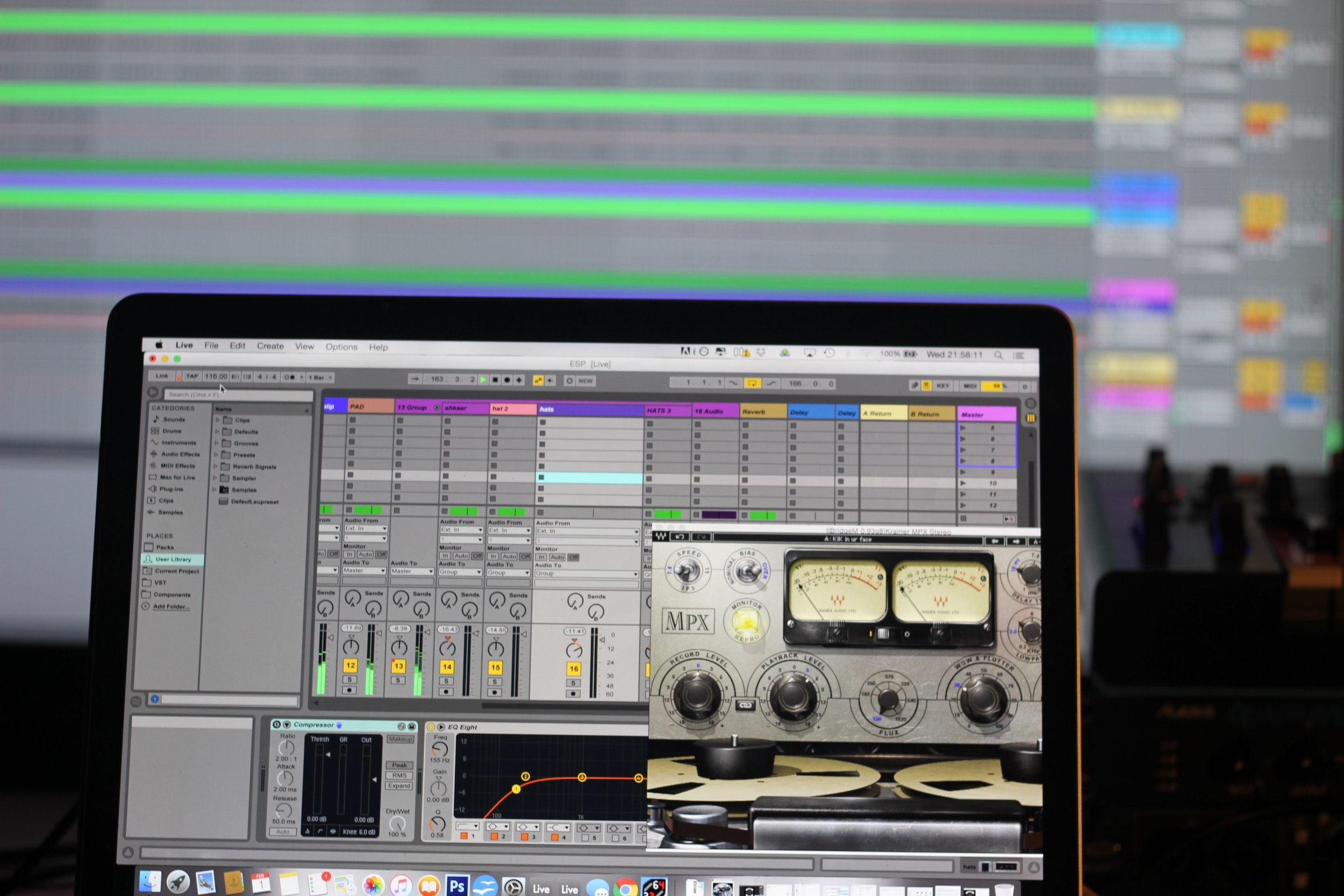 ABLETON LIVE - COURSES & TUITION