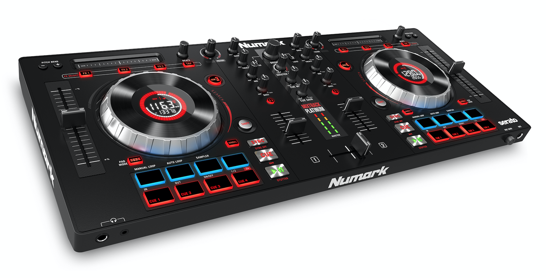 Numark Mixtrack Platinum - £203 - Serato DJ Intro