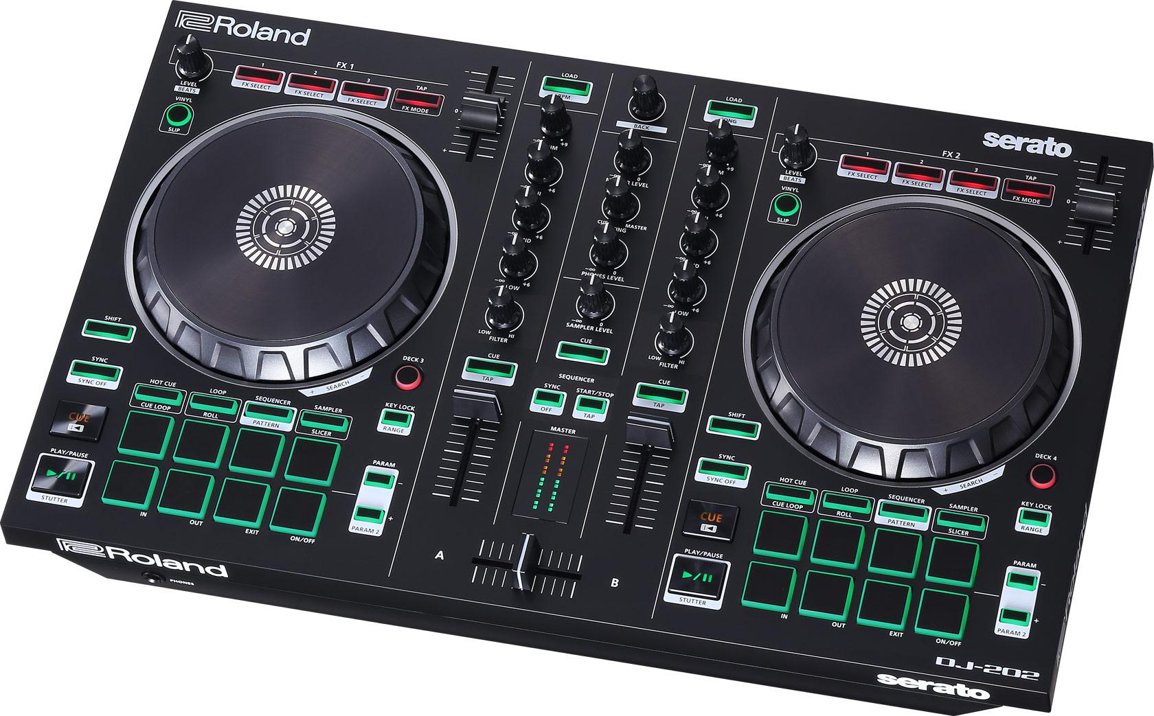 Roland DJ-202 - - £219 - Serato DJ Intro