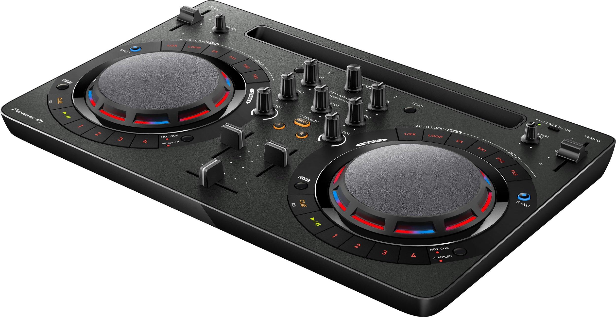 Pioneer WeGo4 - £269 - Rekordbox/Virtual DJ LE