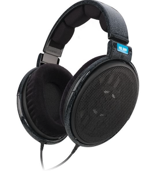 Sennheiser HD600 - The Sennheiser HD600 (as well as the HD650's) can be seen somewhat as the flagship model for the brands range of reference headphones. The price reflects this, but they do sound excellent - very true, very accurate. These are also some super comfy headphones and are also fairly lightweight. The reason the HD650's are also mentioned above is that they look very similar, and actually sound very similar as well. There are numerous reviews and comparisons online that you could spend a long time wading through, but to save you the effort let us say that the HD600's are probably the more suitable model when it comes to music production. The HD650's are said to have a slightly warmer and fuller sound, while the HD600's are more airy and and natural, with a slightly more pronounced treble. Both versions are open back and they give a very natural and transparent feel to the audio. For the money you do get some slight more advanced engineering in extremely lightweight aluminium voice coils, which ensure excellent transient response. They cannot be folded away and won't transport particularly well, i.e in a rucksack, but if you are spending this much on headphones you might want to keep them safe in your studio anyway. We wouldn't recommend wearing these on the bus… and neither would the person next to you!Price: £279Cup Type: OpenFrequency Response: 12Hz - 40.5 kHzImpedance: 300 ΩCable: 1.5m straighthttps://www.bopdj.com/sennheiser-hd600.html