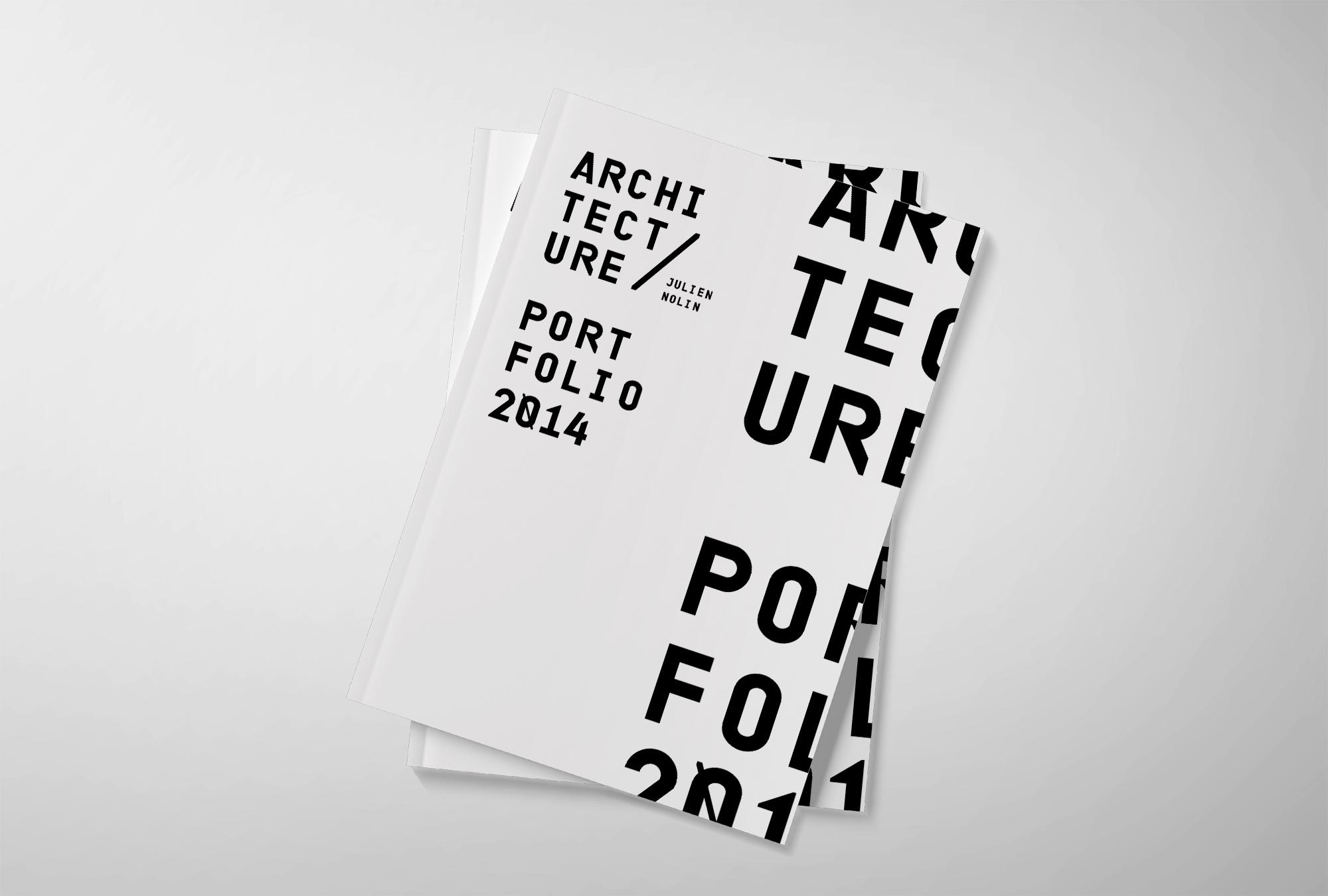Julien Nolin Architecture Portfolio 01