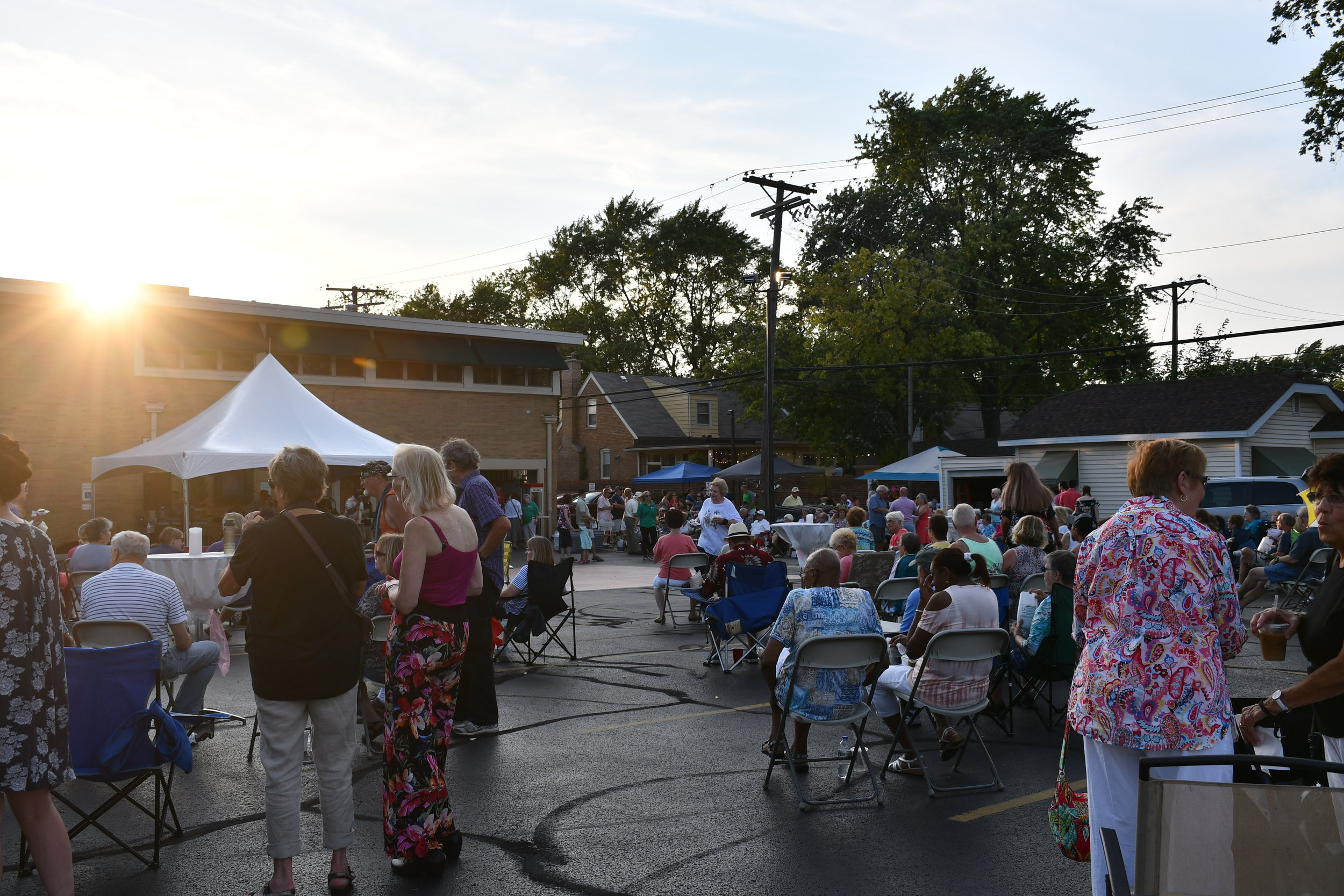 Music Under The Stars - August 6, 2018 Event