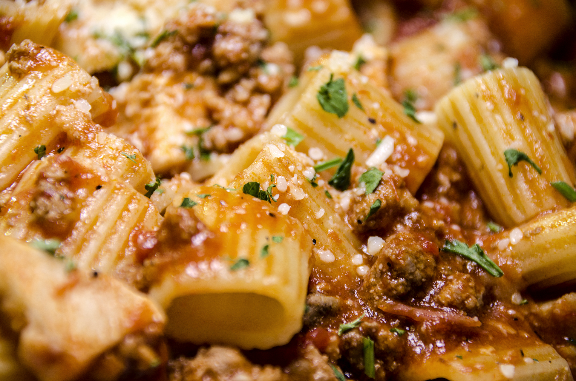 Some of the best pasta I've seen around..