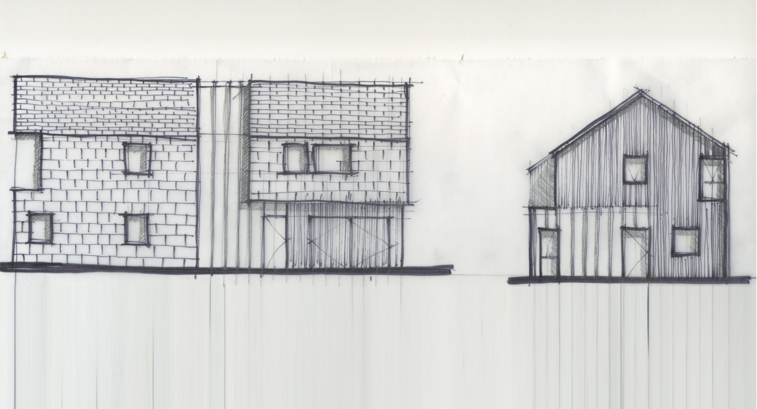 Kelsall Architects design sketch