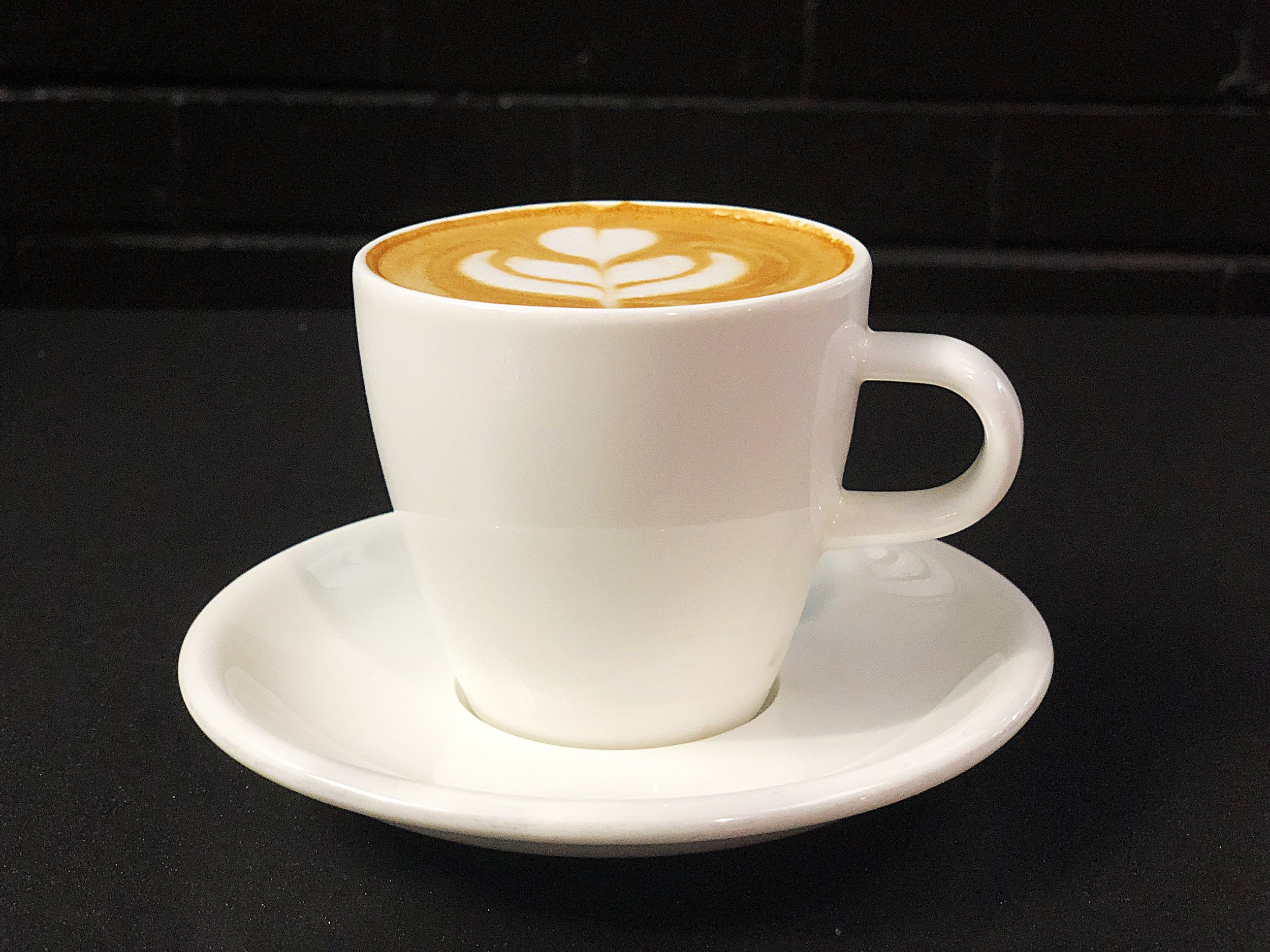 Melbourne coffee at Code Black.JPG