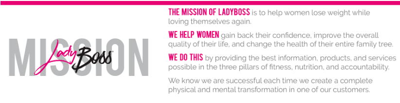 ladyboss fitness program