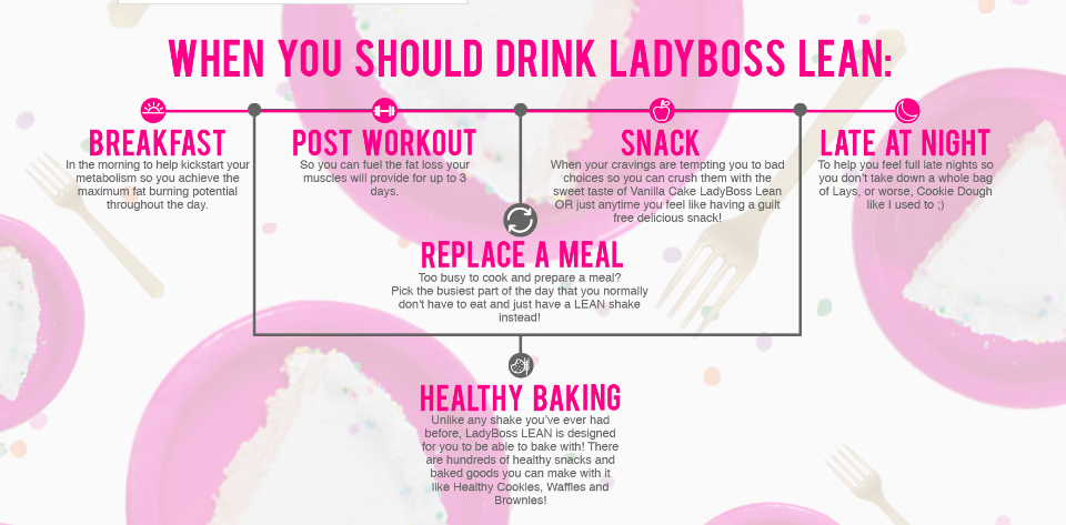 how much does ladyboss protein cost