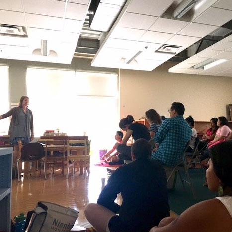 Latin American Montessori Bilingual Public Charter School