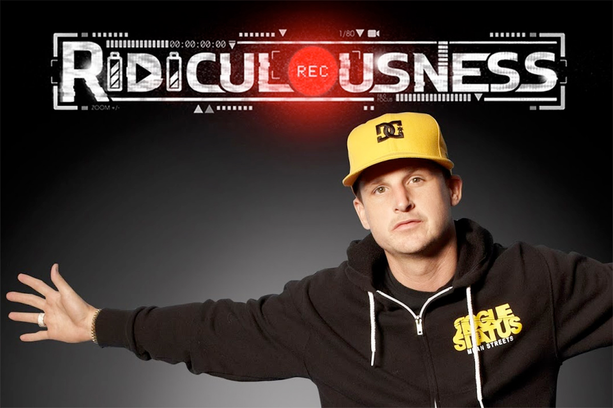 MTV's Ridiculousness host Rob Dyrdek, the show is also created and produced by Shane Nickerson