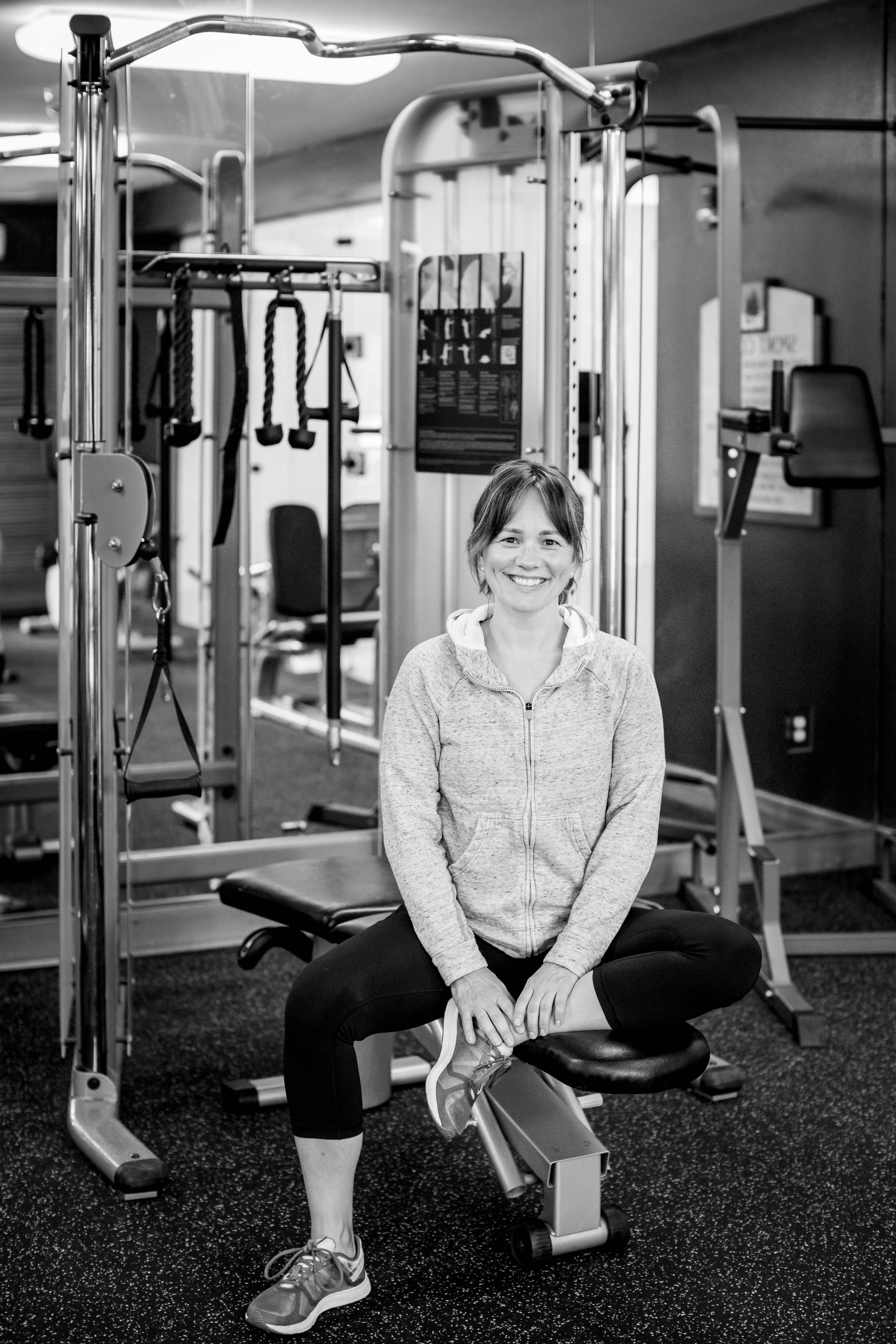 - Hello! I'm Rebecca, founder of Pure Forme Training.My mission as a health and fitness coach is to help women be tuned into their bodies, honor their energy, and (most importantly) chill out.Nothing excites me more than when a client shares with me that they're feeling stronger, healthier, or that they looked in the mirror and LOVED when they saw.This is what it's all about. Health. Strength. Happiness.www.pureformetraining.com