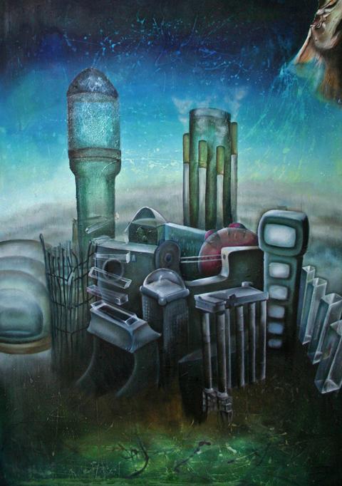 Planetscape II