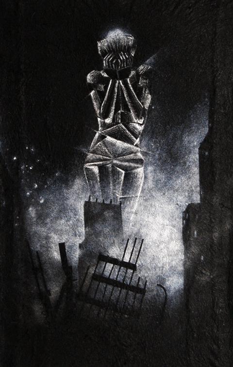 Liberty Over Ruins