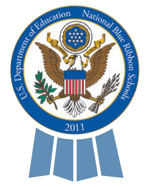 In 2007, St. Cecilia School was one of only two schools in Nebraska to receive the National Blue Ribbon Award for Excellence from the U.S. Department of Education.