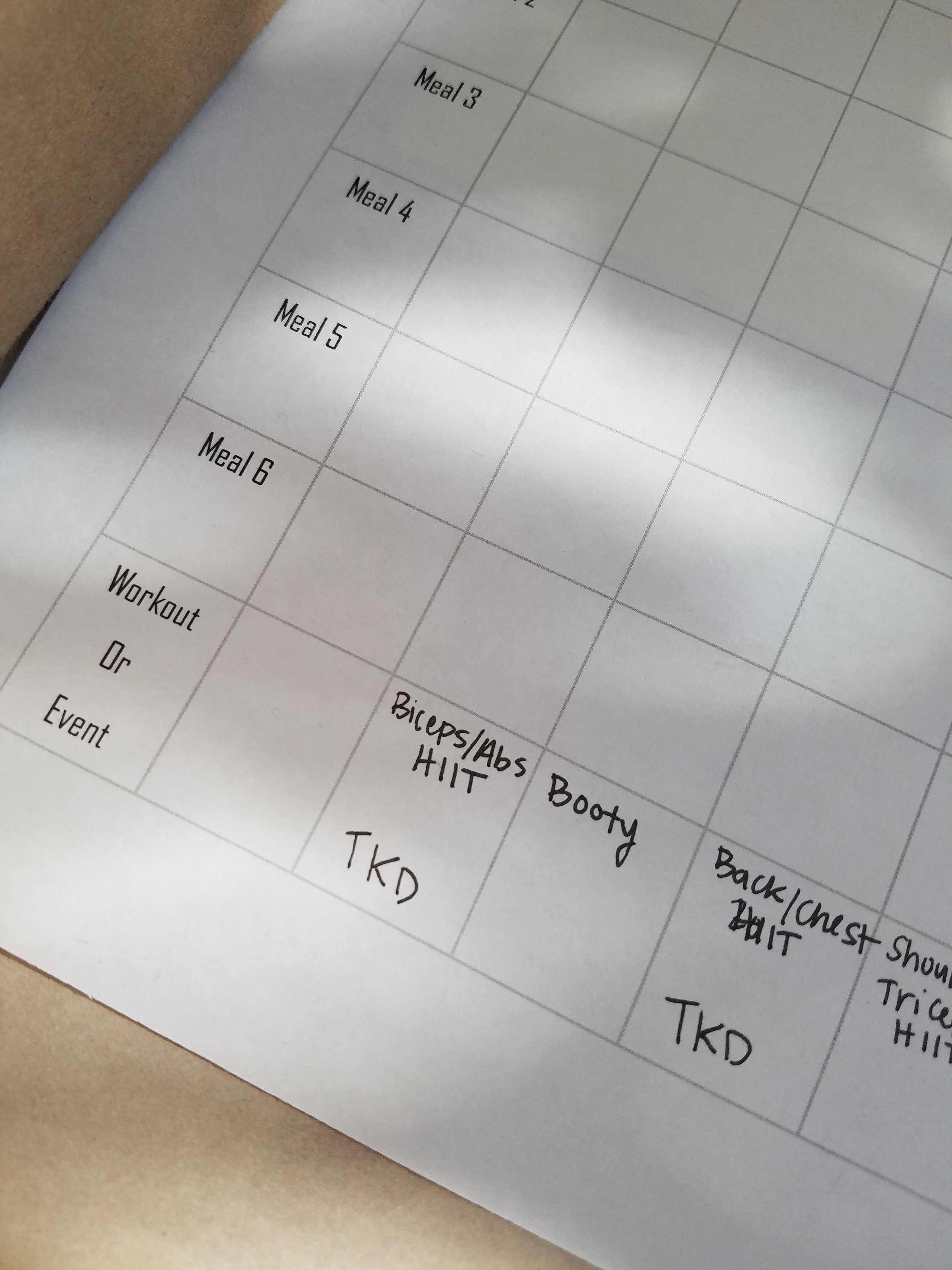 Man Cub has Tae Kwon-Do (TKD) Monday and Wednesday so I try to plan easier meals those days