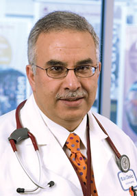 Osama Hamdy, M.D., Ph.D., F.A.C.E. is a senior endocrinologist, clinical investigator and Medical Director of the Obesity Clinical Program and Director of the Inpatient Diabetes Program at Joslin Diabetes Center, and Assistant Professor of Medicine at Harvard Medical School.