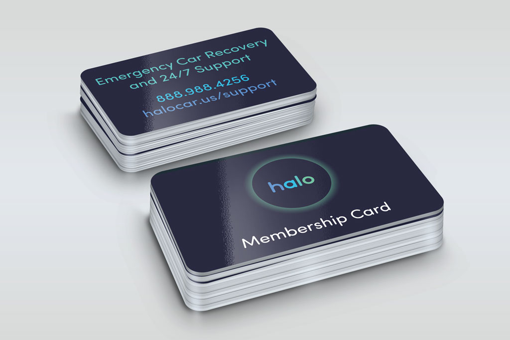 and wallet-ready membership cards they could hand out to new customers.