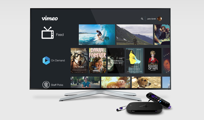 Stream our shows from apps on your streaming TV
