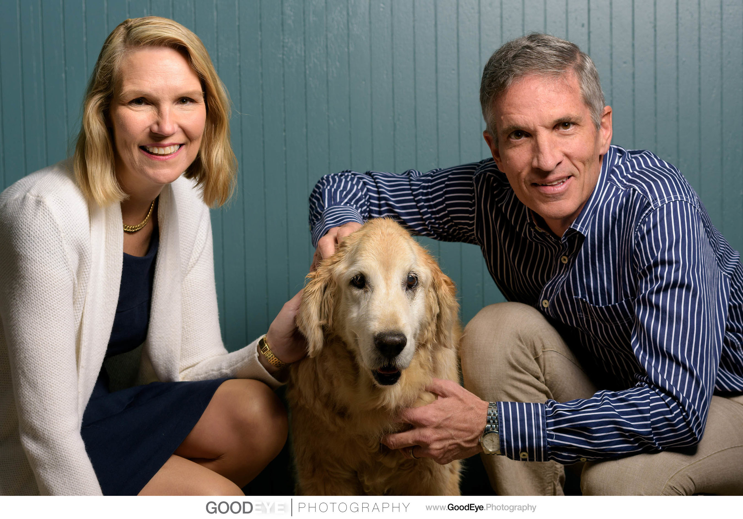 Sunnyvale Family and Dog Portrait Photography