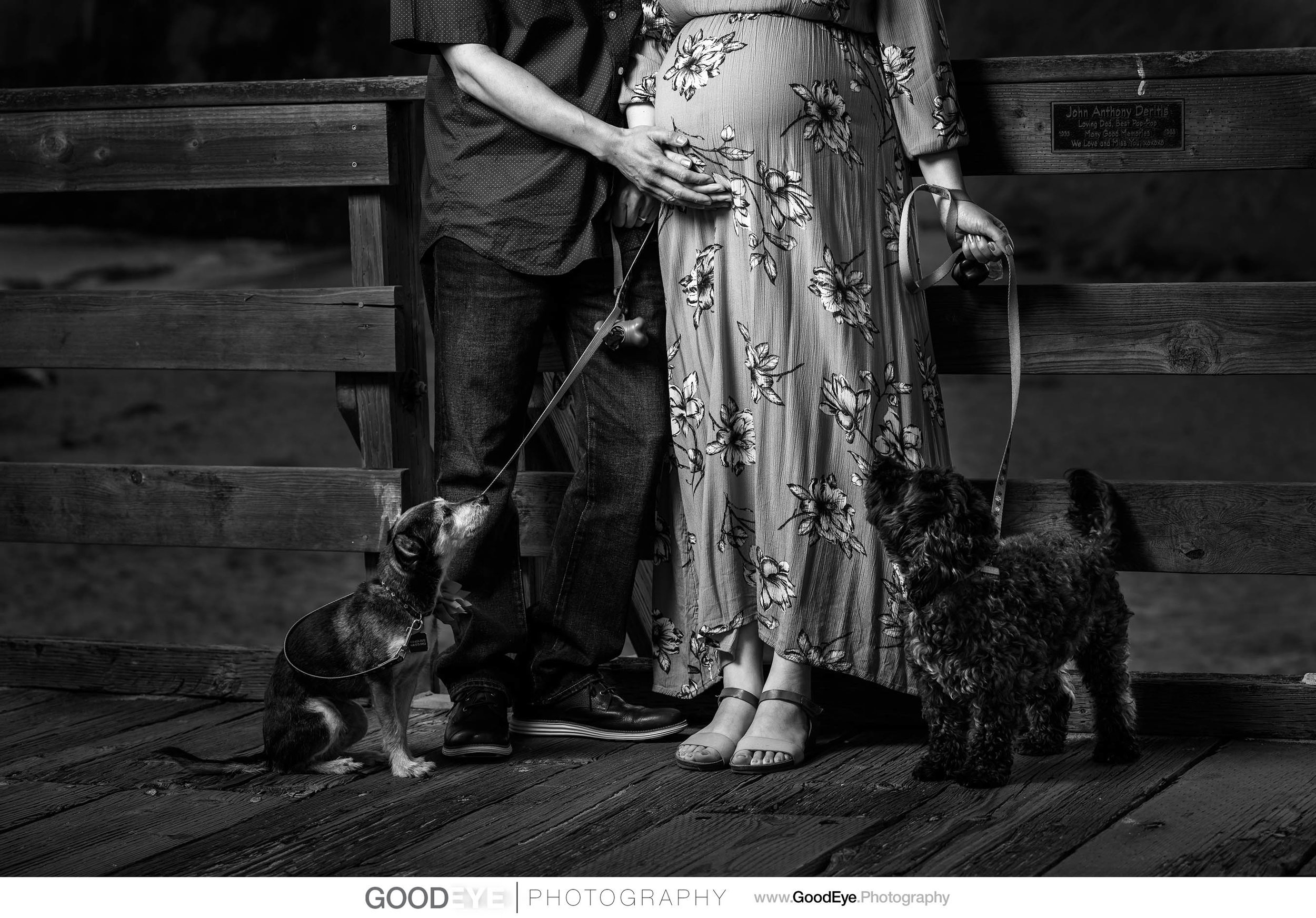 Capitola Beach Maternity Photos - by Bay Area portrait photograp