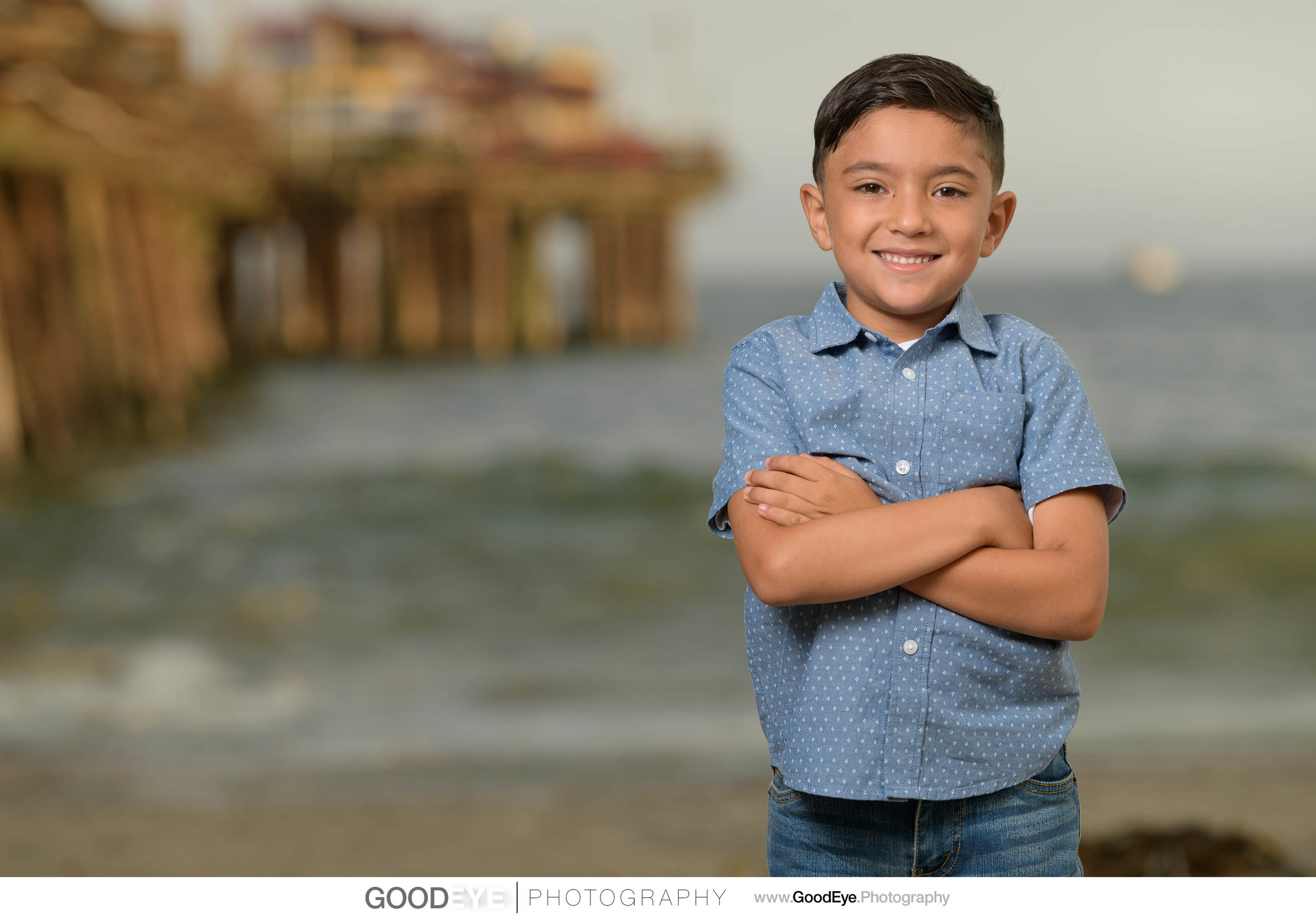 Capitola Beach Family Photos - by Bay Area Portrait Photographer