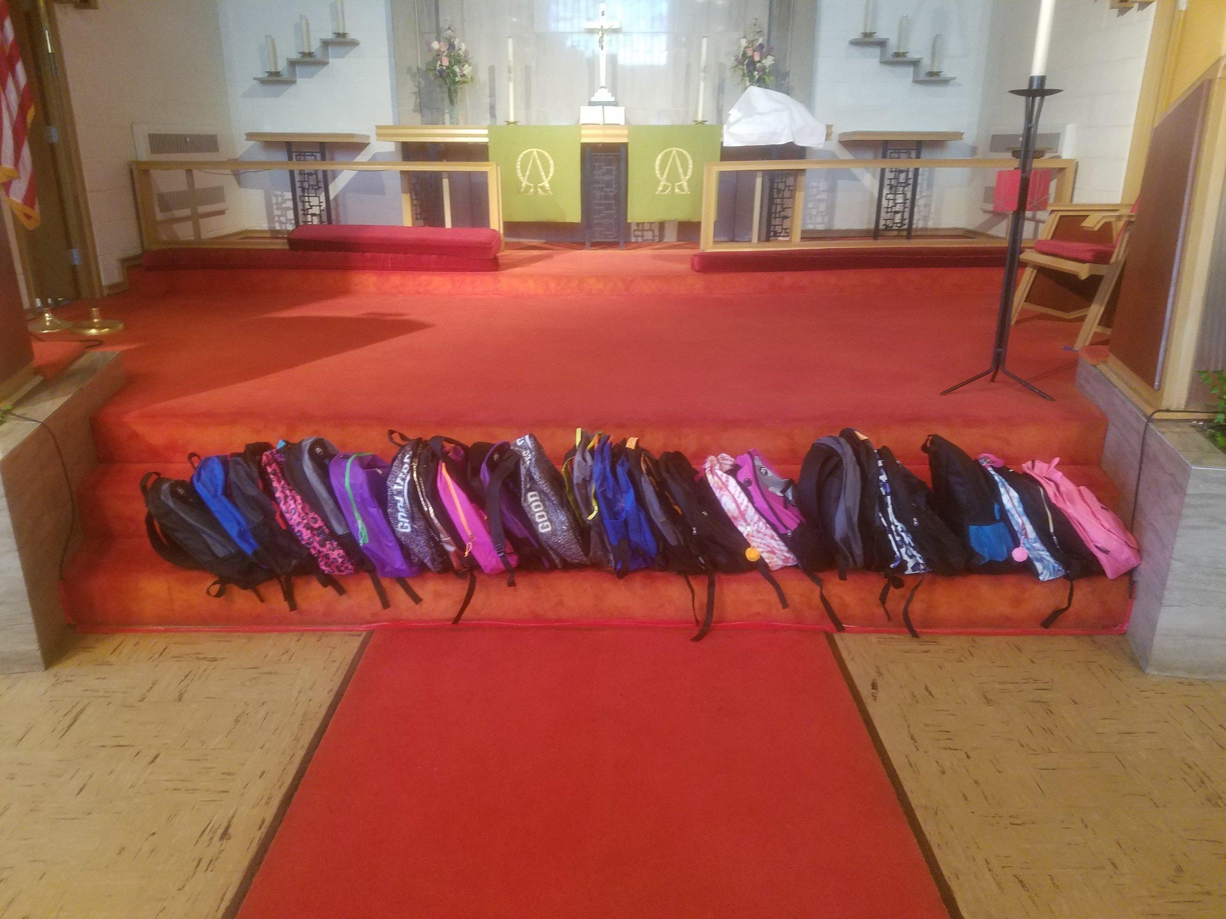 Book bags for Community Chaildren.jpg