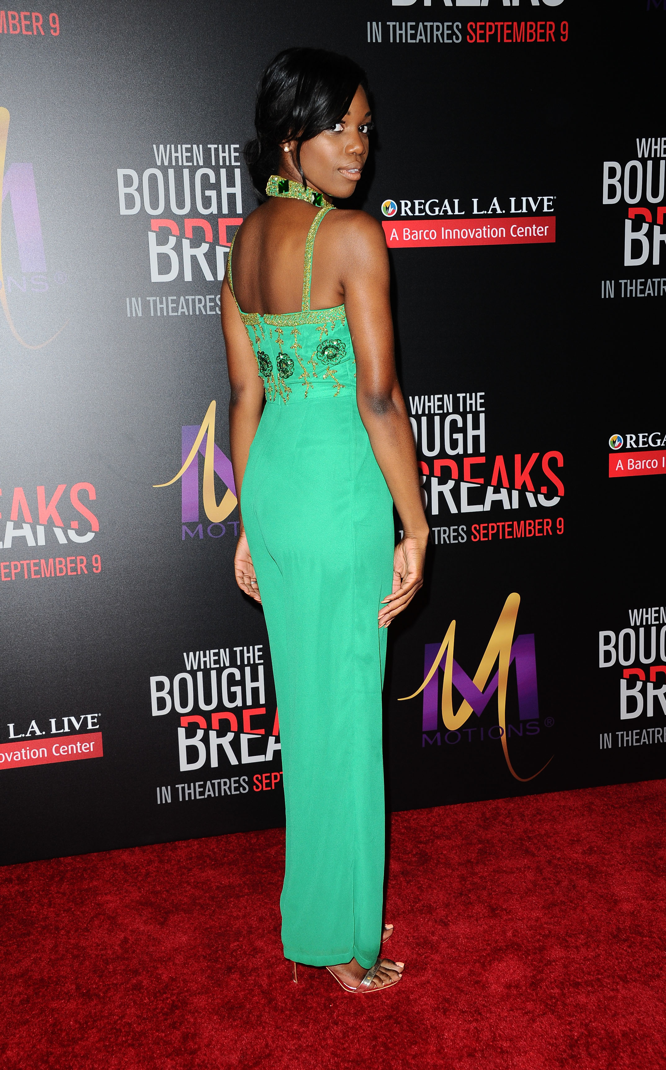 When The Bough Breaks Premiere
