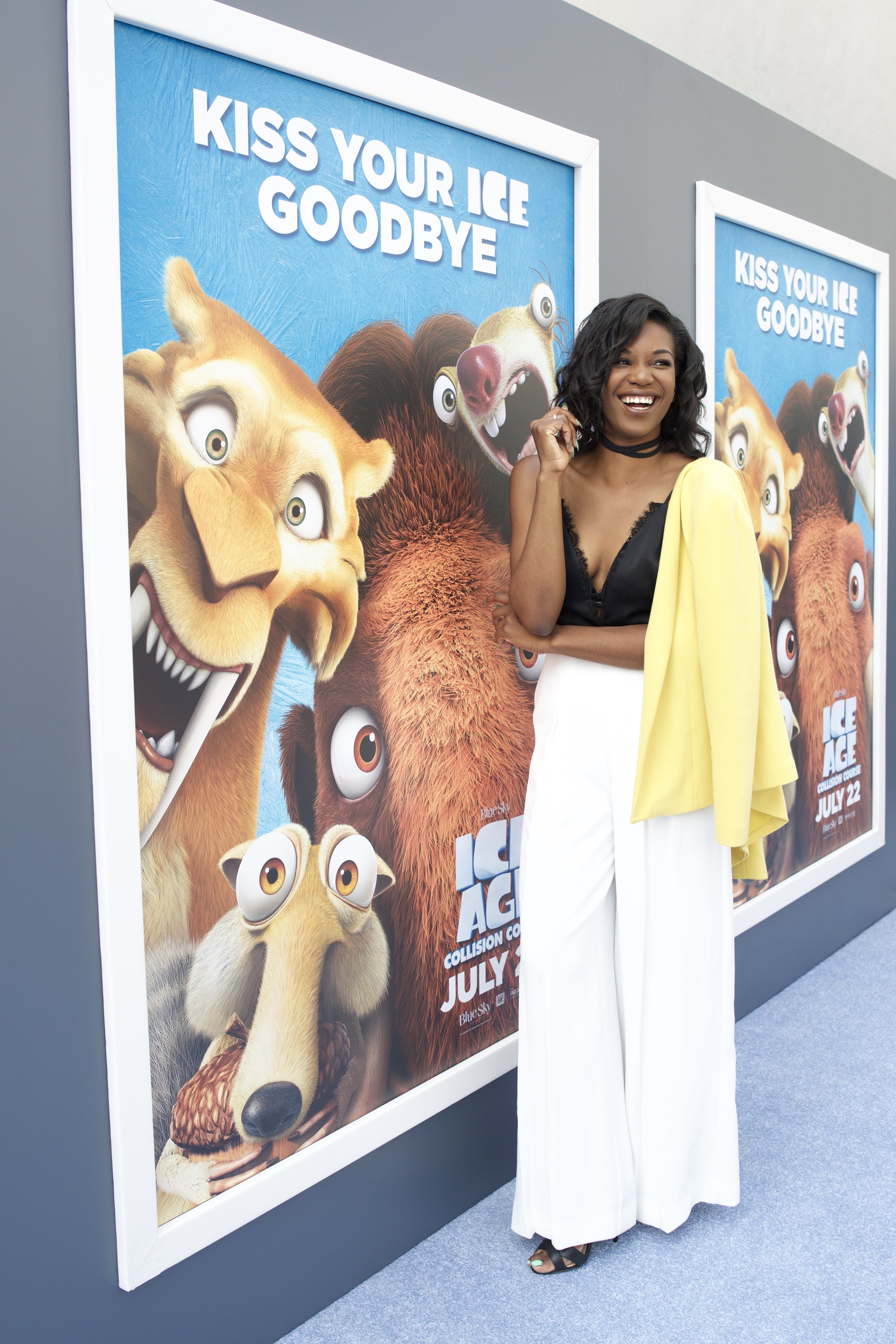 Ice Age Movie Premiere