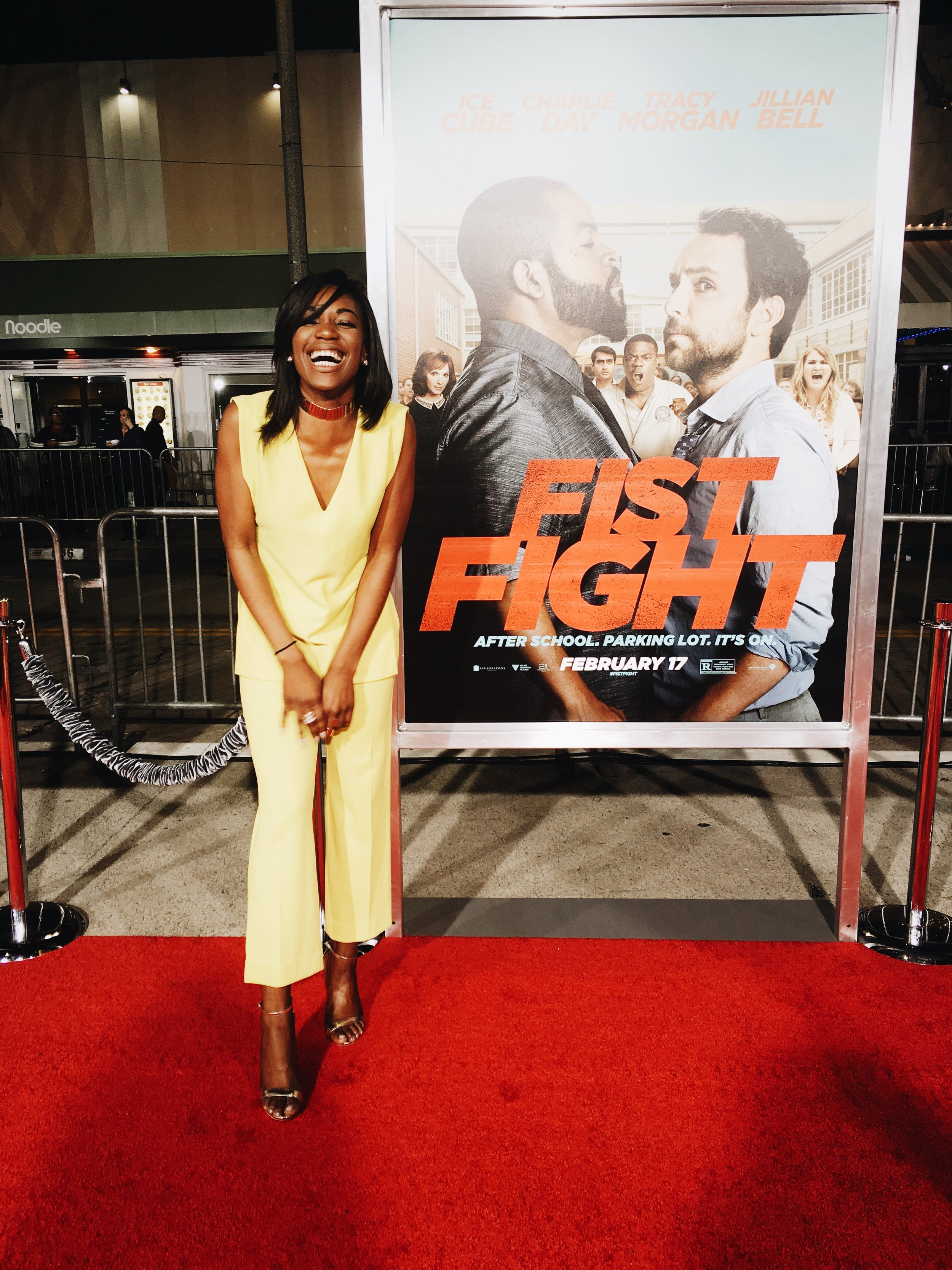Fist Fight Premiere