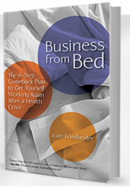 Business from Bed by Joan Friedlander