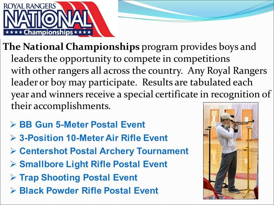 OK District Royal Rangers