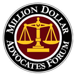 William S. Wojcik Law Million Dollar Advocates Forum