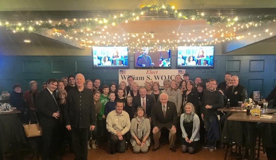 William Wojcik Election