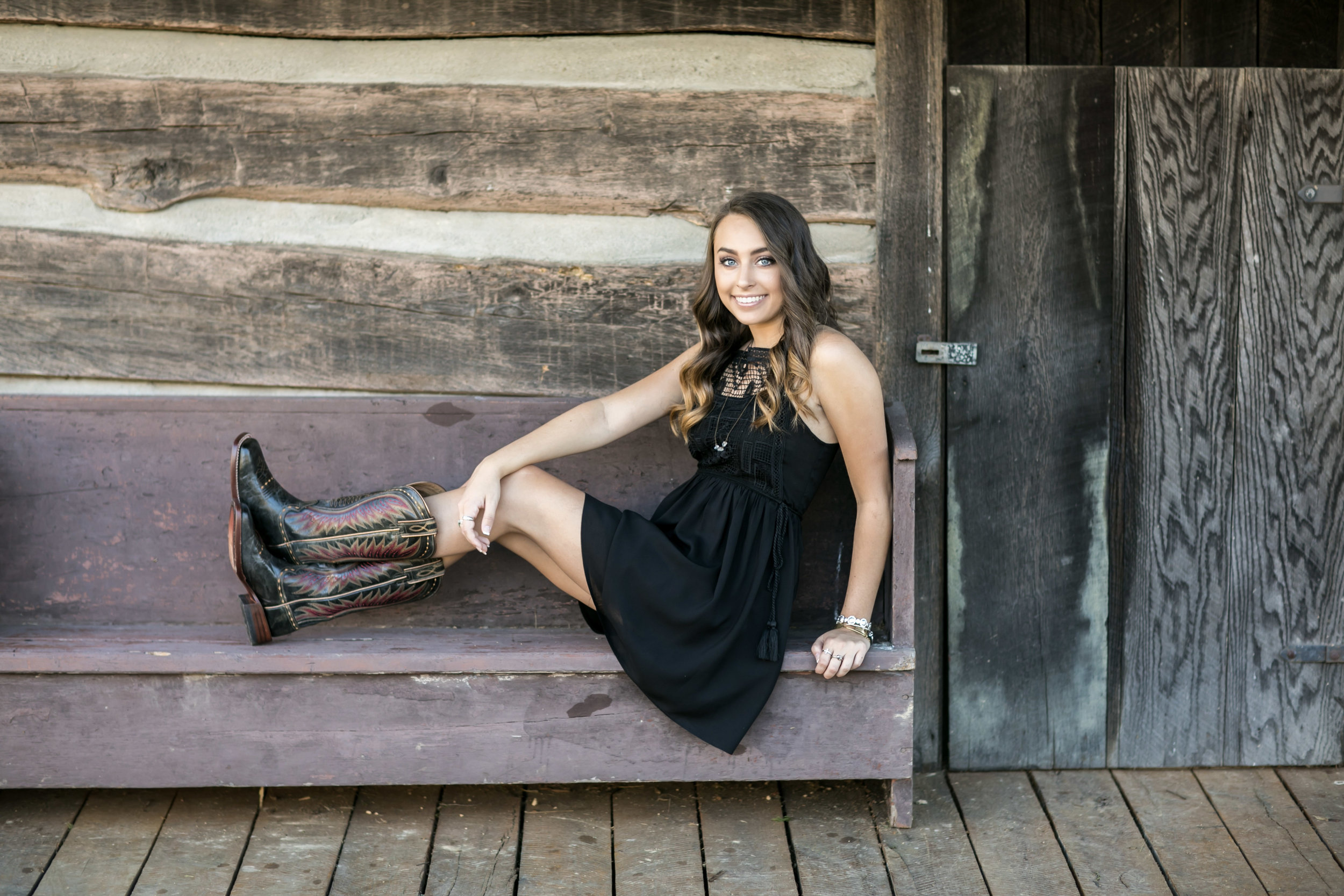 HIgh School Senior Baylee