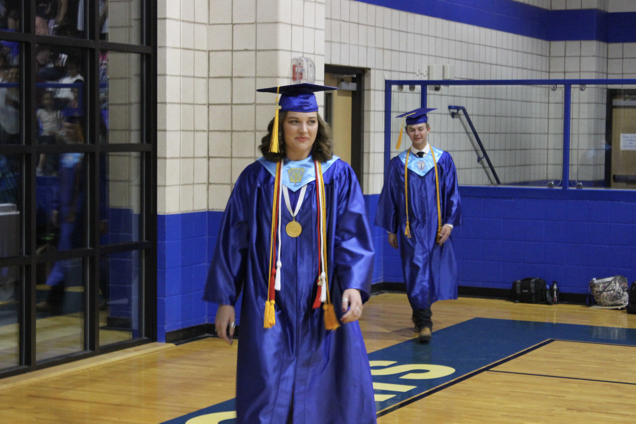 Senior Graduate From Coleman High School